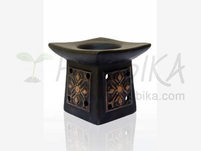 Aroma Lamp – Pagoda with curved flowers