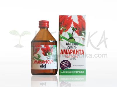 100% Amaranth oil 100ml