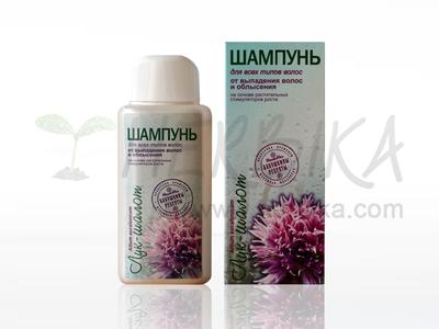 Grandma's shampoo - Shallot 250ml
