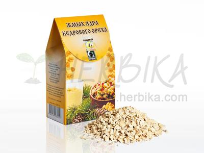 100% Siberian cedar nut seed meal  200g