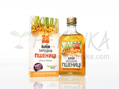100% Wheat germ oil 200 ml