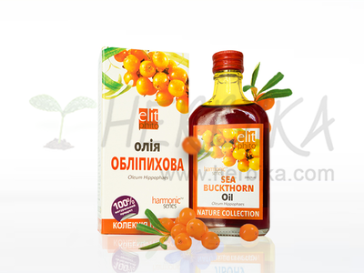 100% Sea Buckthorn oil 200 ml