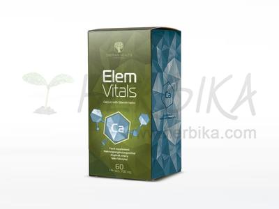 ElemVitals – Calcium with Siberian herbs  60 capsules