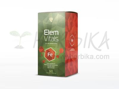 ElemVitals – Iron with Siberian herbs  60 capsules