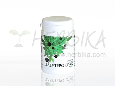 Eleutherococcus (Siberian ginseng) 100tbl.
