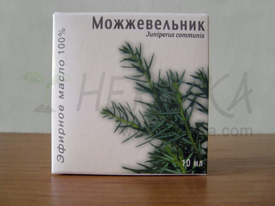 Juniper 100% Essential Oil (Juniperus communis)
