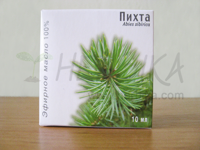 Siberian fir 100% Essential Oil (Abies sibirica)
