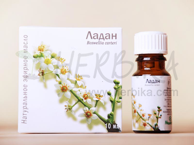Frankincense 100 % Essential Oil (Boswellia carteri)