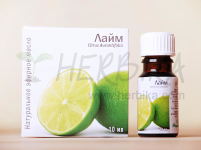 Lime - green lemon 100% Essential Oil (Citrus aurantifolia)