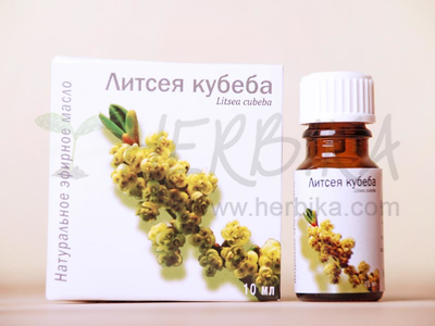 Litsea – May Chang 100 % Essential Oil (Litsea cubeba)