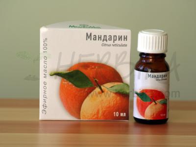 Mandarin 100% Essential Oil (Citrus reticulata)