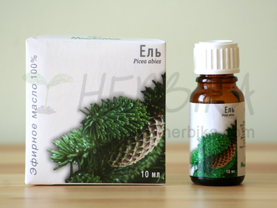 Norway spruce 100% Essential Oil (Picea abies)