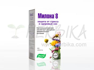 Milona 8 for good sleep 100 tbl.
