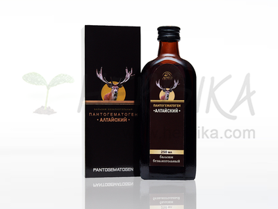Pantohematogen Syrup – Altai 250ml
