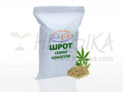 100% Hemp seed meal RICH  250g
