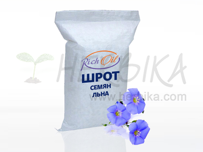100% Flaxseed meal RICH  250g