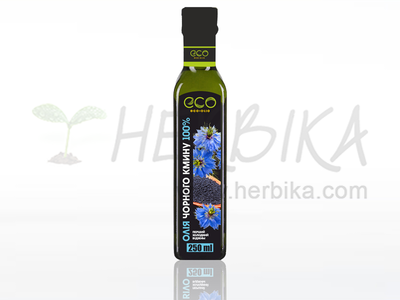 100% Black cumin oil RICH  250ml