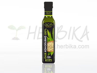 100% Hemp oil RICH  250ml
