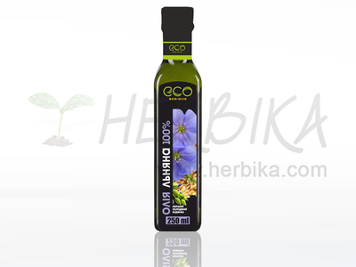 100% Linseed oil RICH  250ml