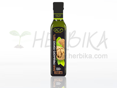 100% Walnut oil  RICH  250ml