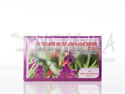Baikal Skullcap - tea in bags  20x2g