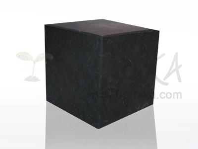 Shungite Cube 5 cm, original Karelia