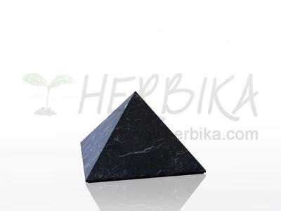 Shungite Pyramid 3×3cm, original Karelia