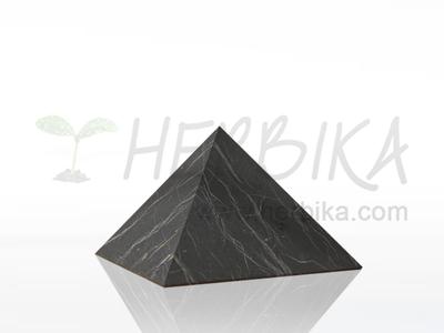 Shungite Pyramid 4×4 cm, original Karelia