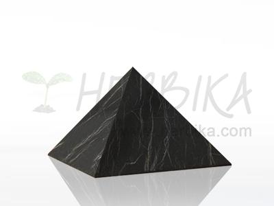 Shungite Pyramid 5×5 cm, original Karelia