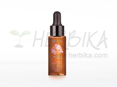 Siberian rose – natural extra rich face oil  15ml