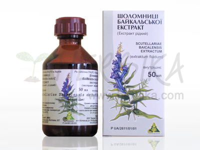 Baikal skullcap extract 50ml