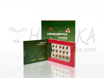 Trimegavitals – lutein and zeaxanthin superconcentrate  30kps
