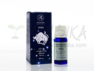 Taurus – aroma composition of essential oils  10ml